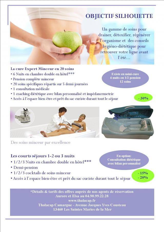 Objectif silhouette minceur booster